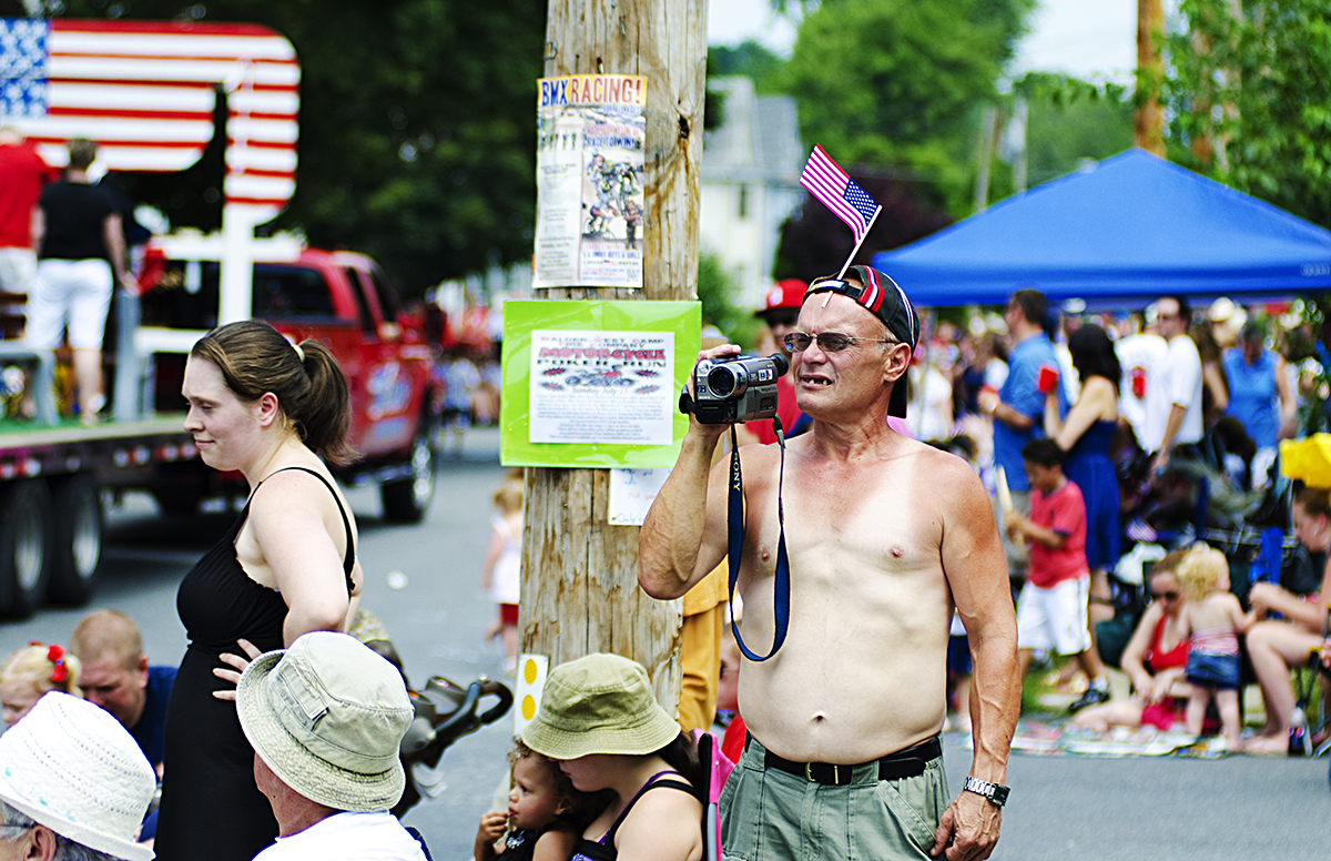 Saugerties July 4th Parade