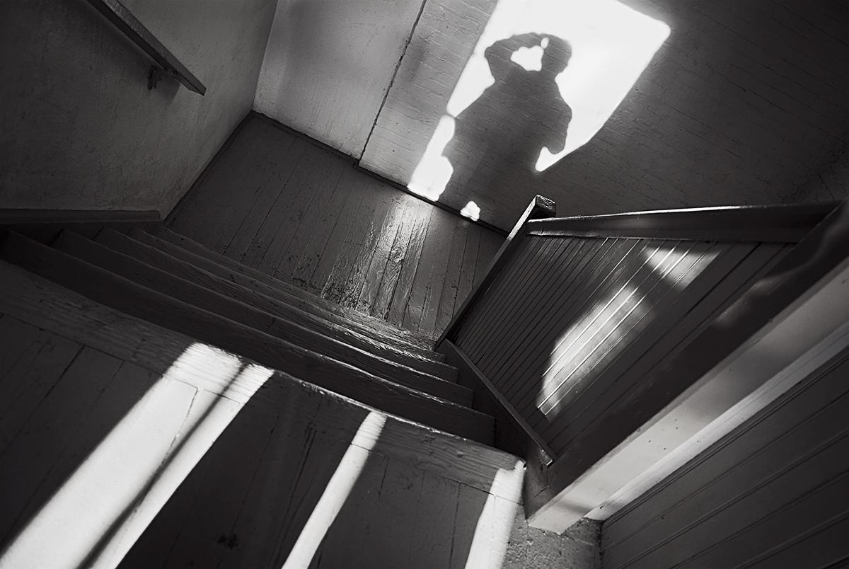 Stairwell Shadows