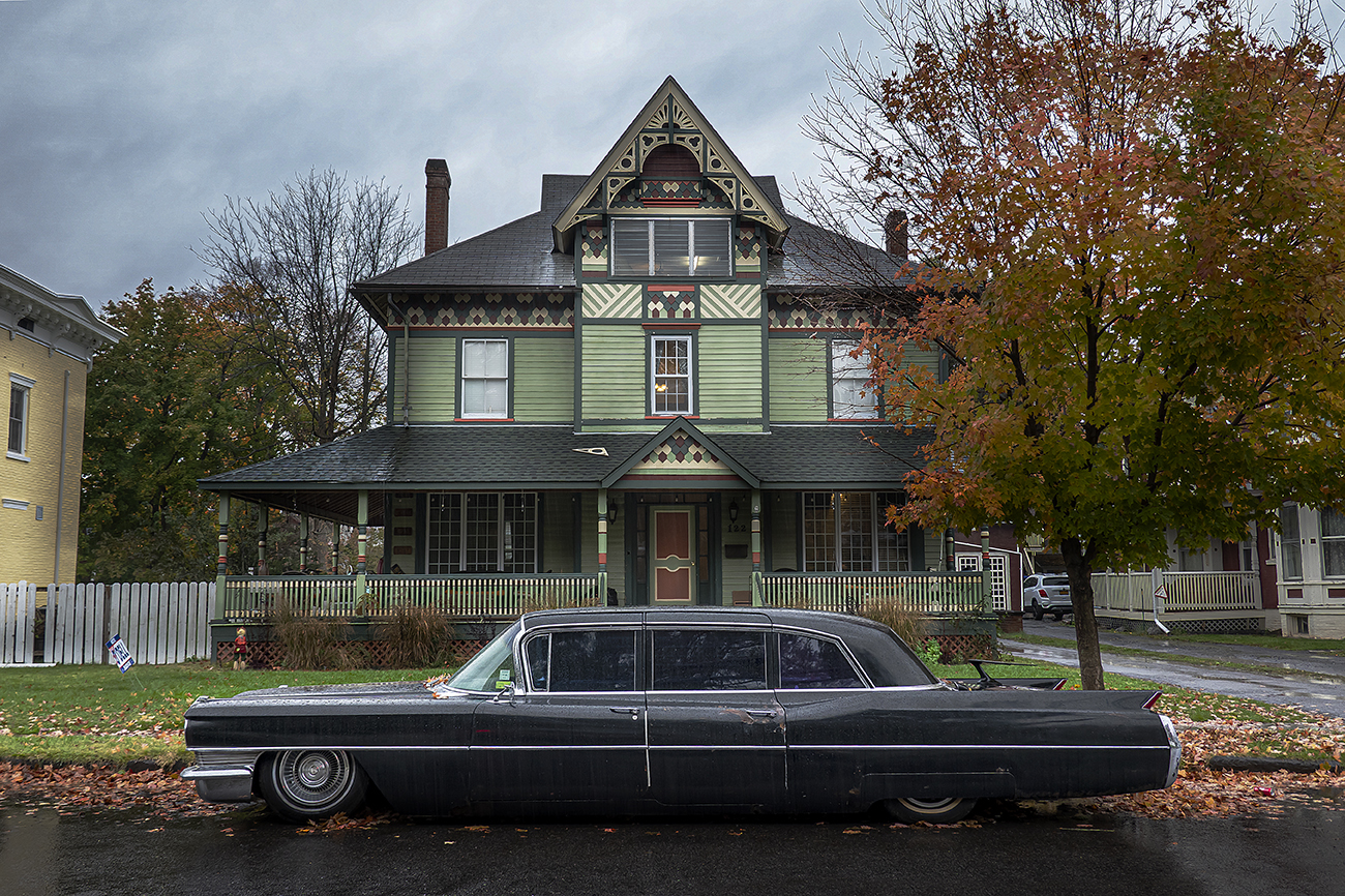 Cadillac in Saugerties